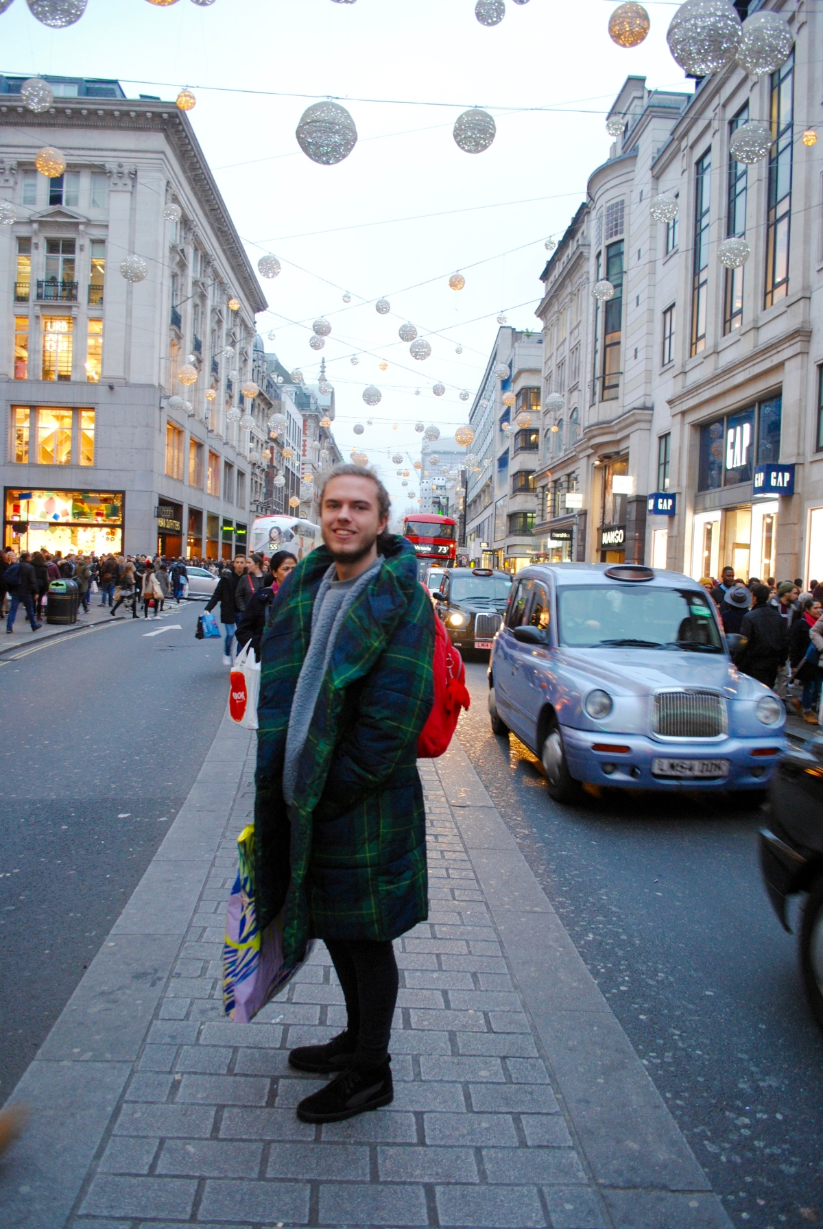 12 Blogs Till Christmas | Back to London