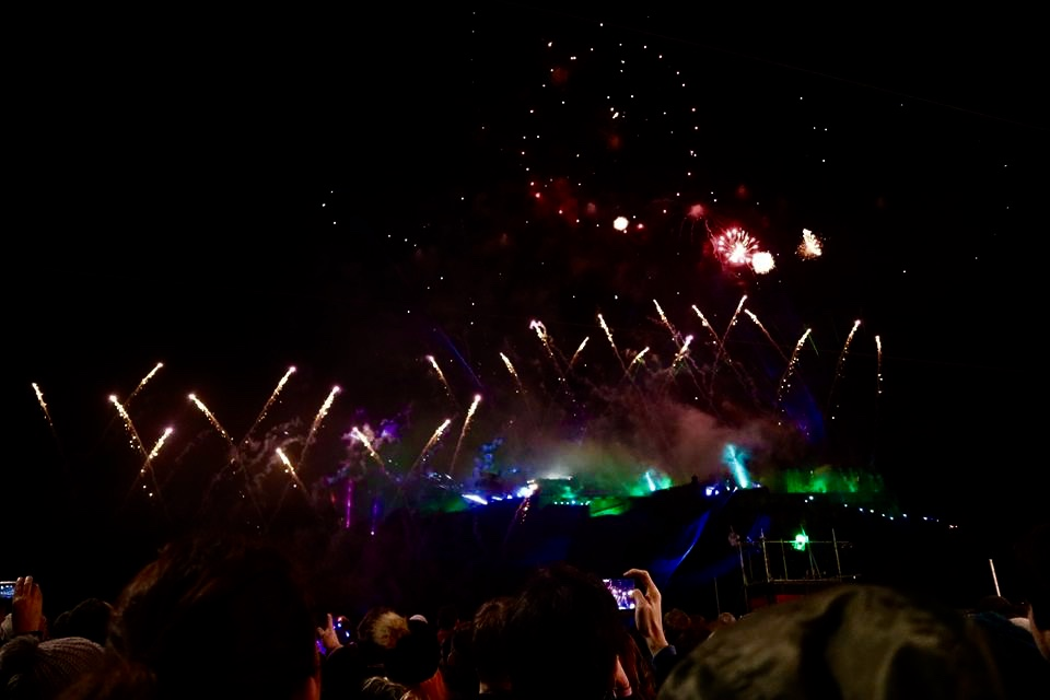 Hogmanay in Edinburgh (Part 2)