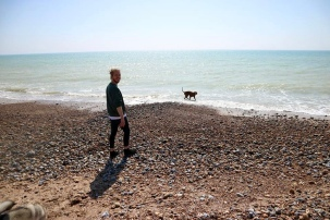 dogs walks and skimming stones 21