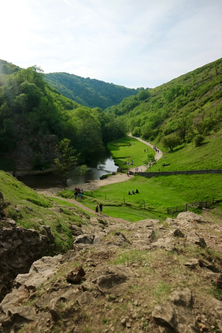 Spring afternoons in Dovedale