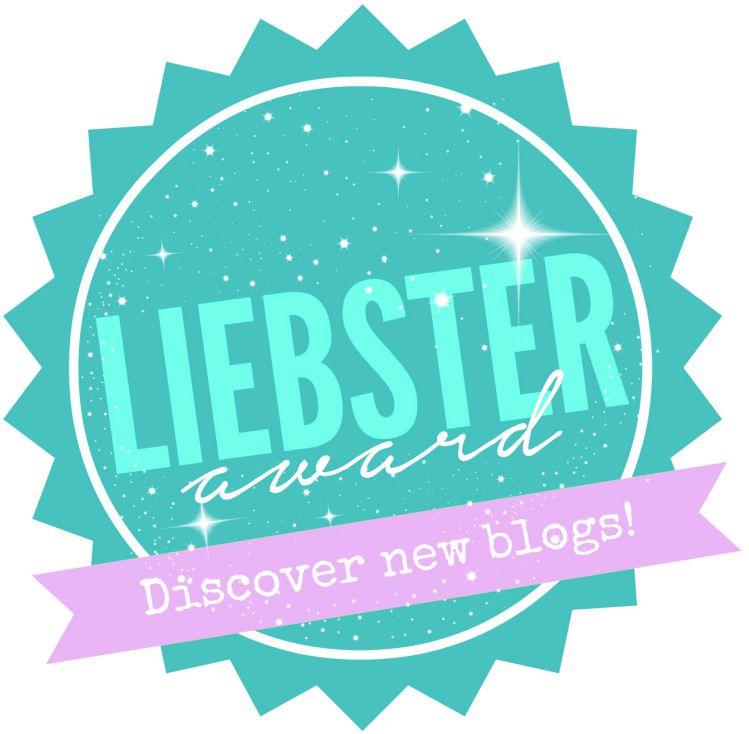 I've Been Nominated for the Liebster Award2017!