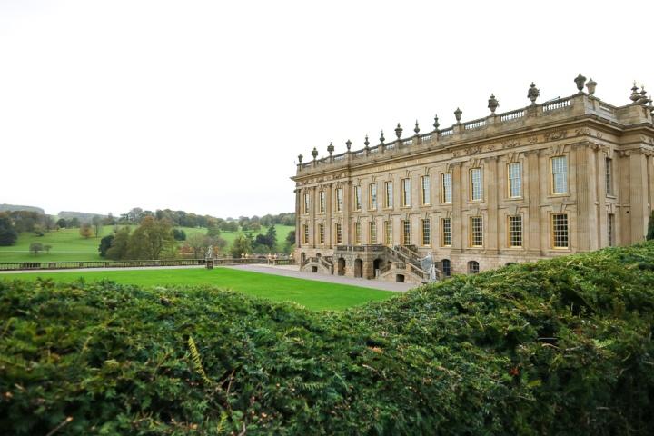 Chatsworth House SOA