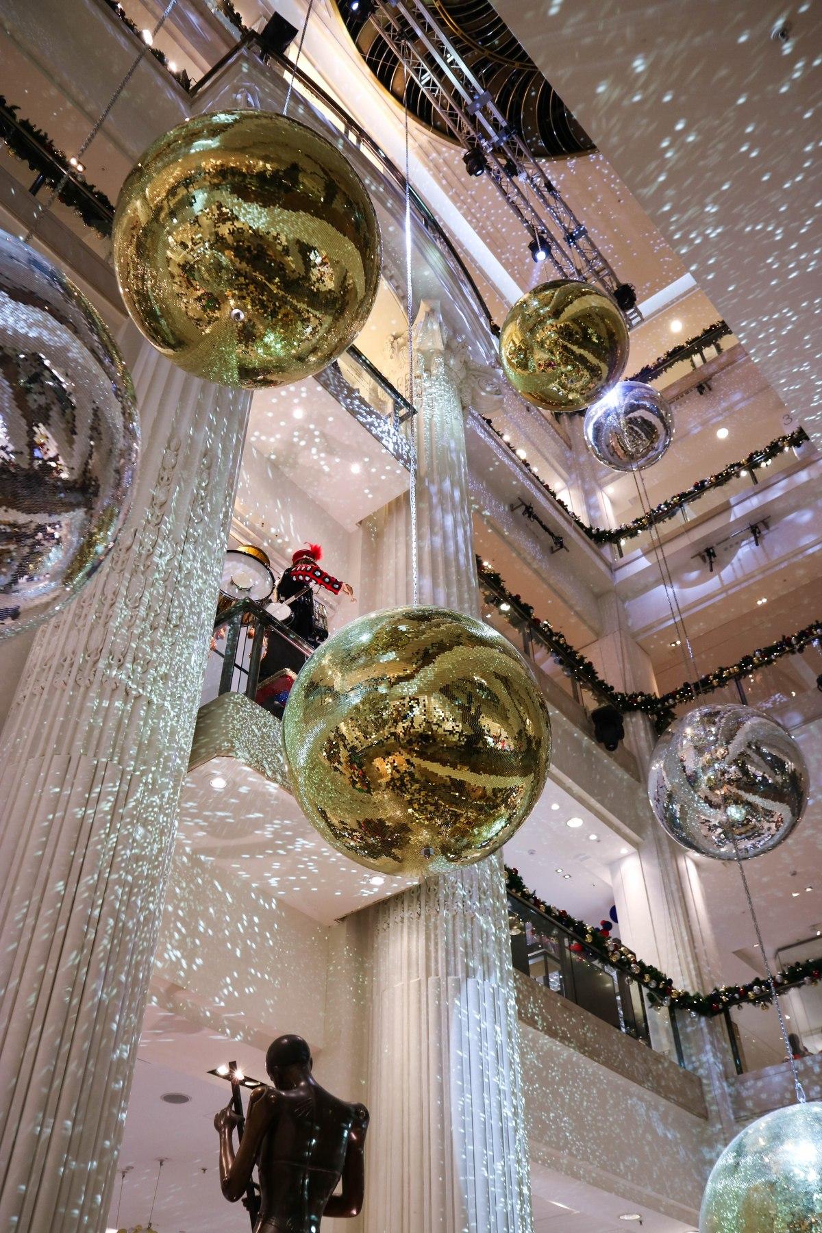 Blogmas Day 6: Christmas Shopping inLondon
