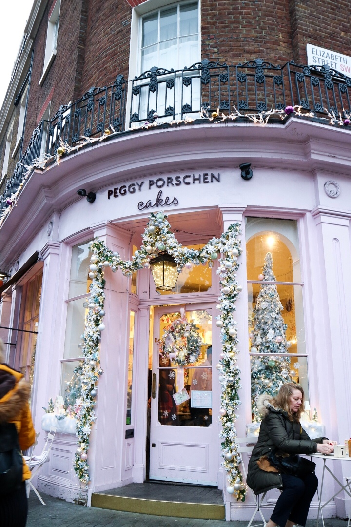 Blogmas day 8: Peggy Porschen Cakes